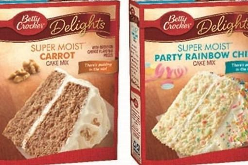 Two Flavors of Betty Crocker Cake Mix Recalled Over E. coli Fear!