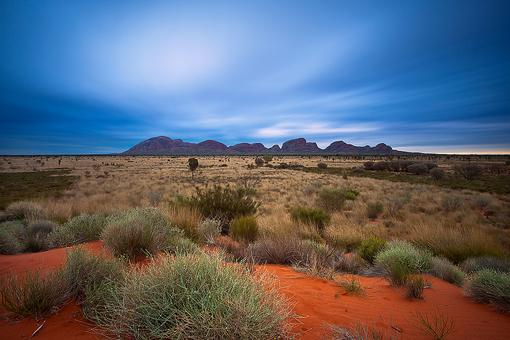 Uluru-Kata Tjuta National Park in Australia: An UNESCO Site & Home to Amazing Rock Formations