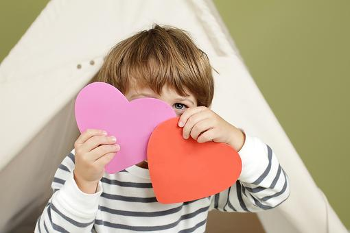 Valentine's Day Activity: A Fun Way to Share the Love With Your Kids