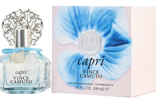 Vince Camuto's Capri Fragrance Is Pretty & Perfect for Mother's Day!
