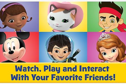 Want a Free App That Helps Kids Learn By Doing? Check Out Disney's Appisodes!