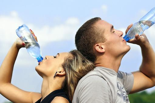 Drinking Enough Water Can Help Your Hair, Skin & Nails! Read This!