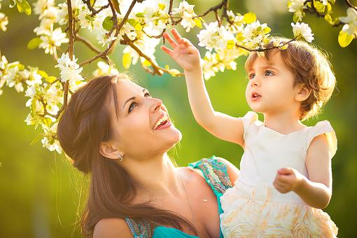 Want to Make Motherhood Even Better? Practice Mindfulness!