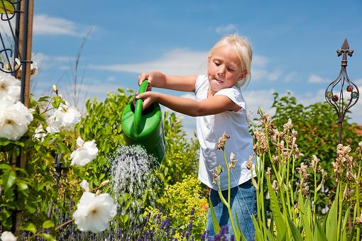 Want to Teach Children Responsibility? Here's Why a Garden Makes A Great First Pet for Kids!