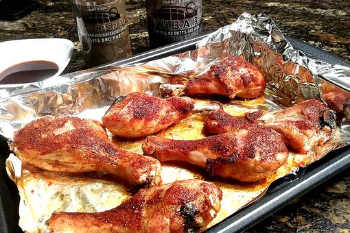 WarPig BBQ Chicken: A Freakin' Unbelievable Brand & Awesome Recipe (F.U.B.A.R.)