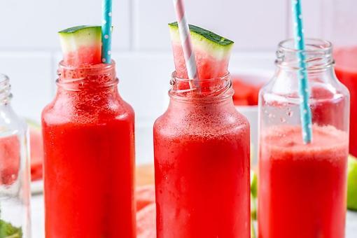 Watermelon Lemonade Recipe: Watermelon + Lemonade = Nothing Better on a Hot Summer Day