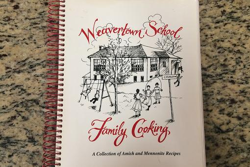 """Weavertown School Family Cooking"" Cookbook: Amish Recipe Titles That Keep You Guessing!"