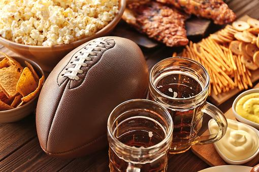 What Are Americans Eating During the Big Football Game? Find Out!