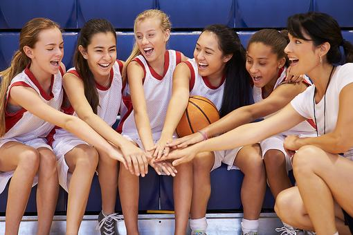 When It Comes to Teen Nutrition, We're All on the Same Team: How Coaches Can Help Kids Eat Healthy & Nutritious Food!
