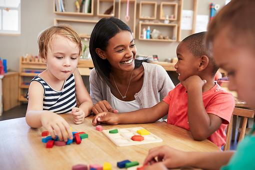 Early Childhood Educators Must Use Their Voices to Speak for Children: Why Teaching Preschool Has Always Been Political