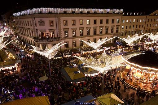 Wiesbaden, Germany: Find Magic at the Twinkling Star Christmas Market in Germany