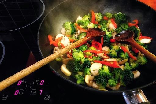 Wok Me Amadeus! Why Cook When You Can Wok?