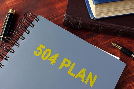 504 Plan: Your Kid's Informal School Accommodations Will Have the Law Behind Them!