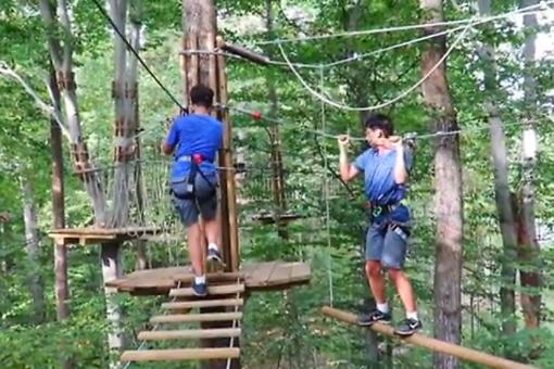 Zipline Adventures: 3 Unexpected Benefits of Ziplining As a Family!