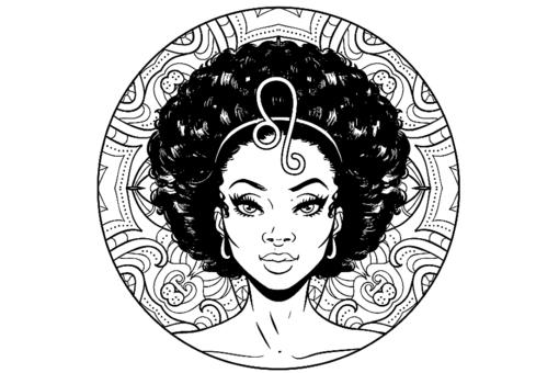 Zodiac Coloring Pages: Printable Zodiac Signs Coloring Pages for Women (Plus a Free 2020 Calendar!)