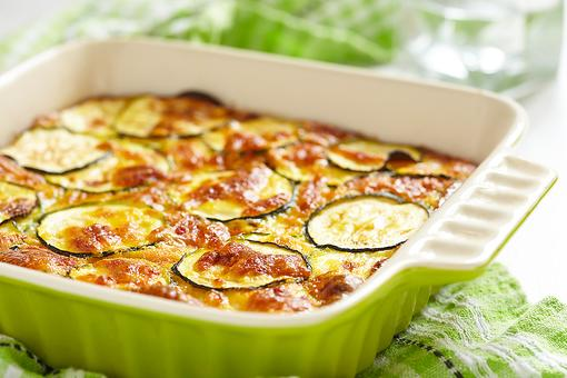 This Cheesy Zucchini Casserole Is the Perfect Weekday Side Dish