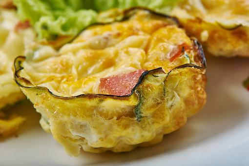 Zucchini Egg Cups: You Won't Mind Getting Up Early for This Easy Breakfast Recipe