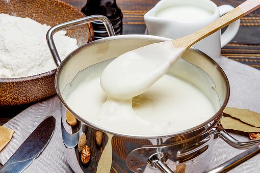 3-Ingredient Béchamel Sauce Recipe: This Easy Béchamel Sauce Recipe Is Perfect for Beginners & Ready in Less Than 5 Minutes