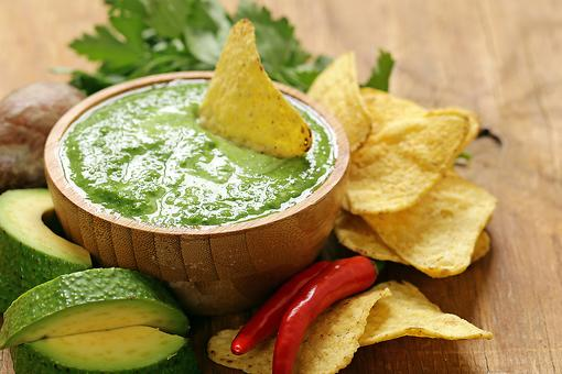 Avocado Tomatillo Sauce or Dip: Whatever You Call It, This Recipe Is Good!