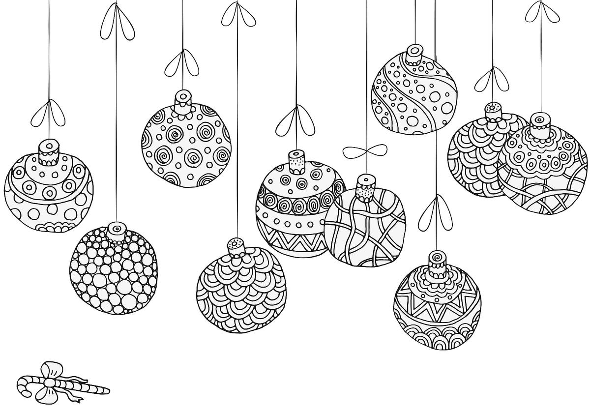 Christmas Coloring Pages For Kids Adults 16 Free Printable