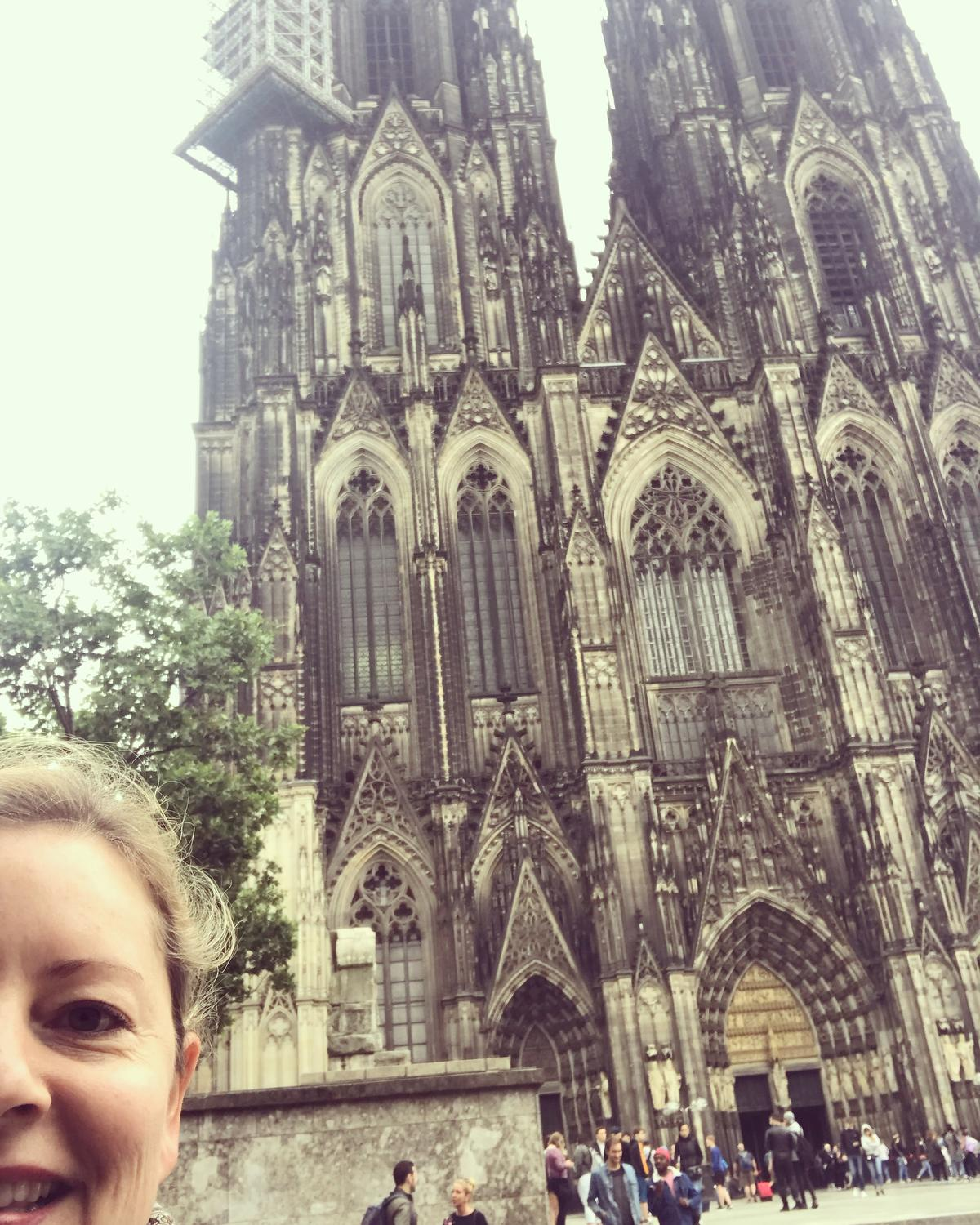 located in the city center adjacent to the high speed rail ice train station the cathedral is not only a revered monument of german catholicism and - Koln Must See