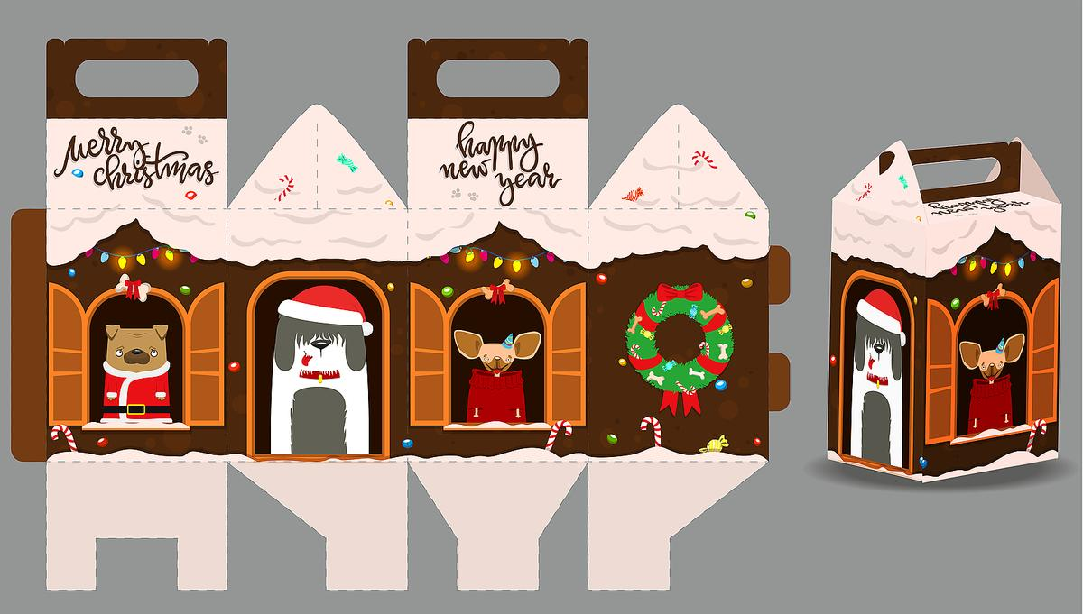 Gingerbread House Coloring Pages Printable Coloring Activity Game Pages Featuring