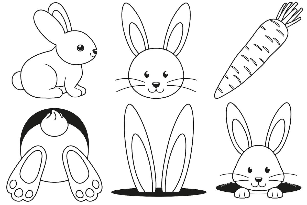 Easter Coloring Pages: Fun Spring-Themed Printables for the Family ...