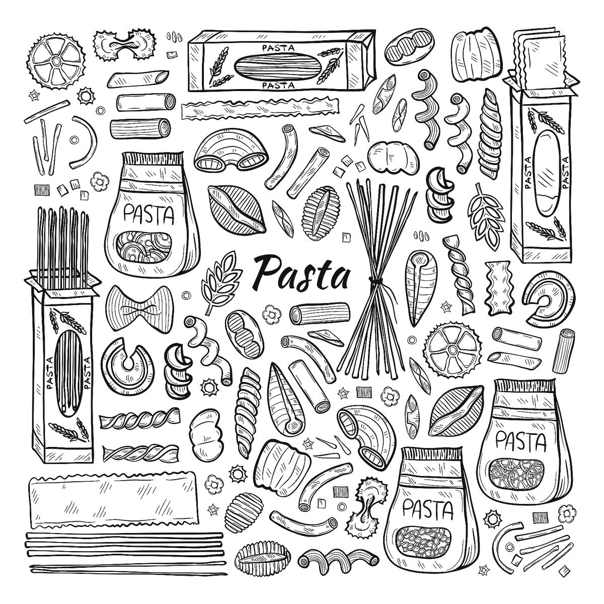 Food Coloring Pages 20 Free Printable Coloring Pages Of Food That Will Make Your Stomach Growl Printables 30seconds Mom