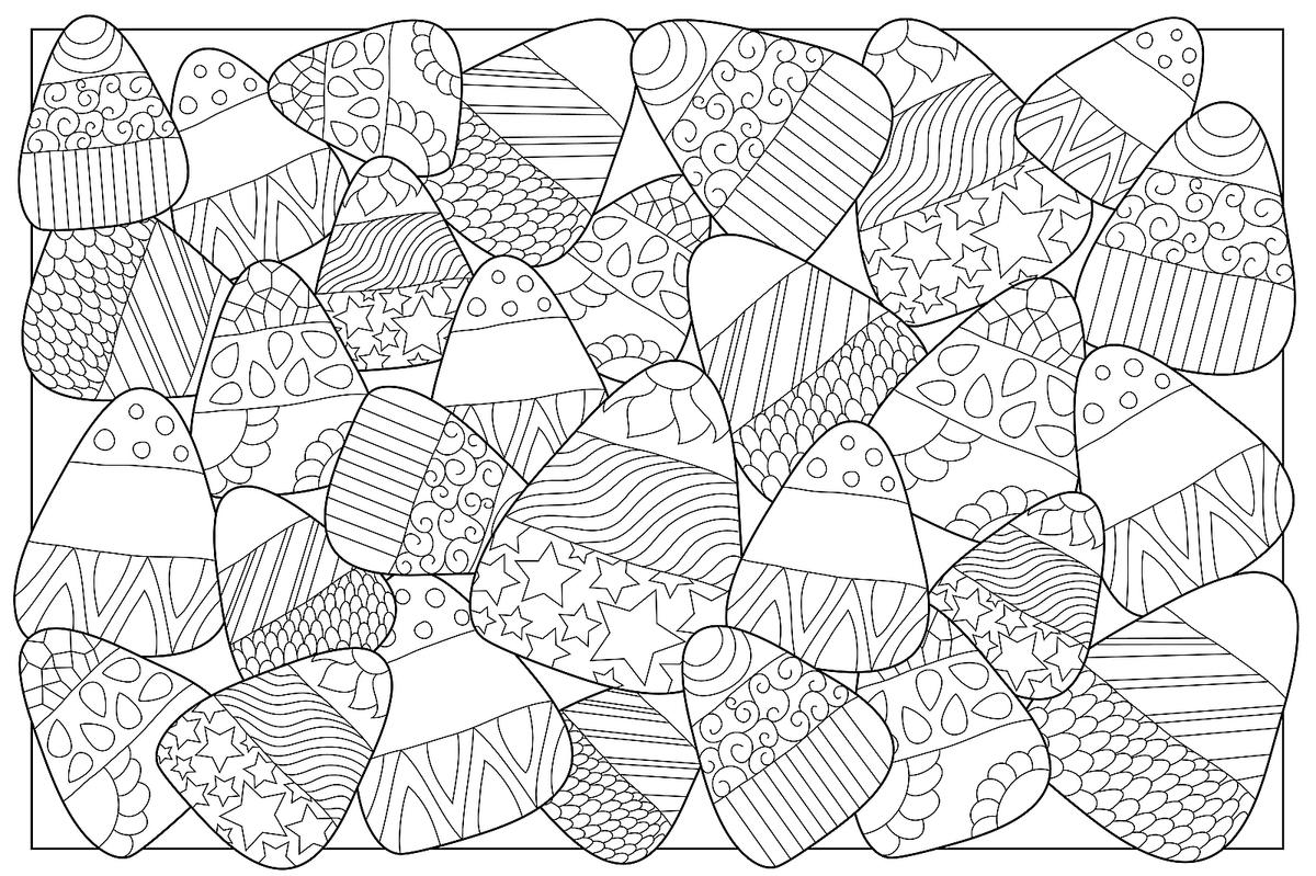 image regarding Free Printable Halloween Coloring Pages titled Halloween Coloring Web pages: 10 No cost Spooky Printable
