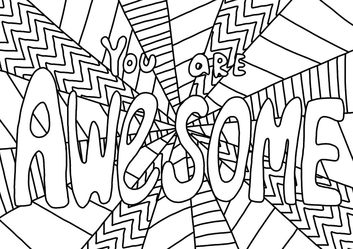Inspirational Coloring Pages Free Printable Coloring Pages To Inspire Uplift For Kids Adults Printables 30seconds Mom