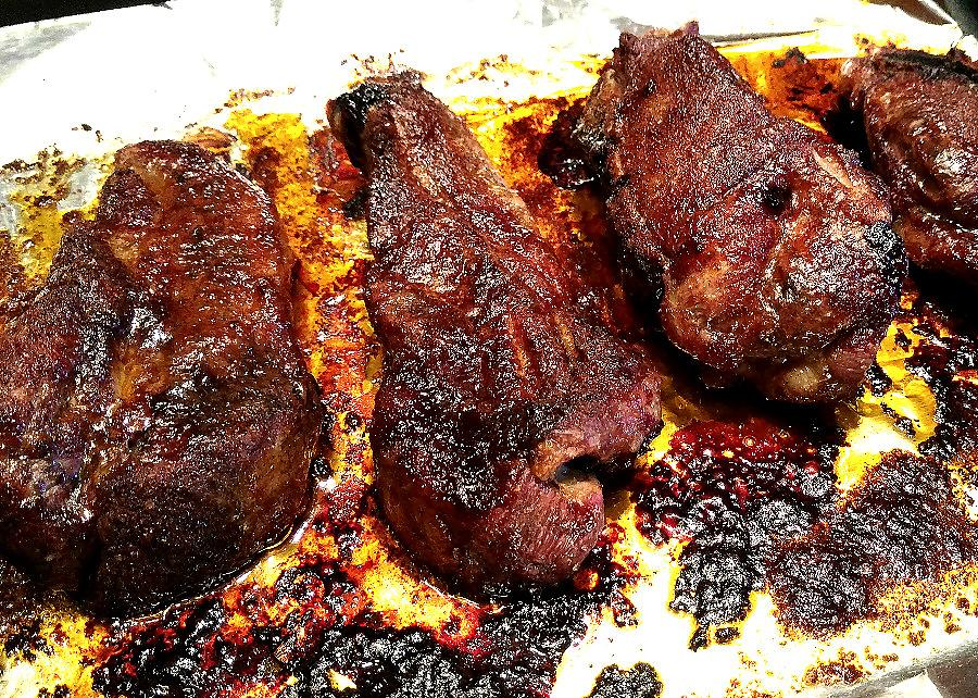 how to cook pork ribs in the oven easy