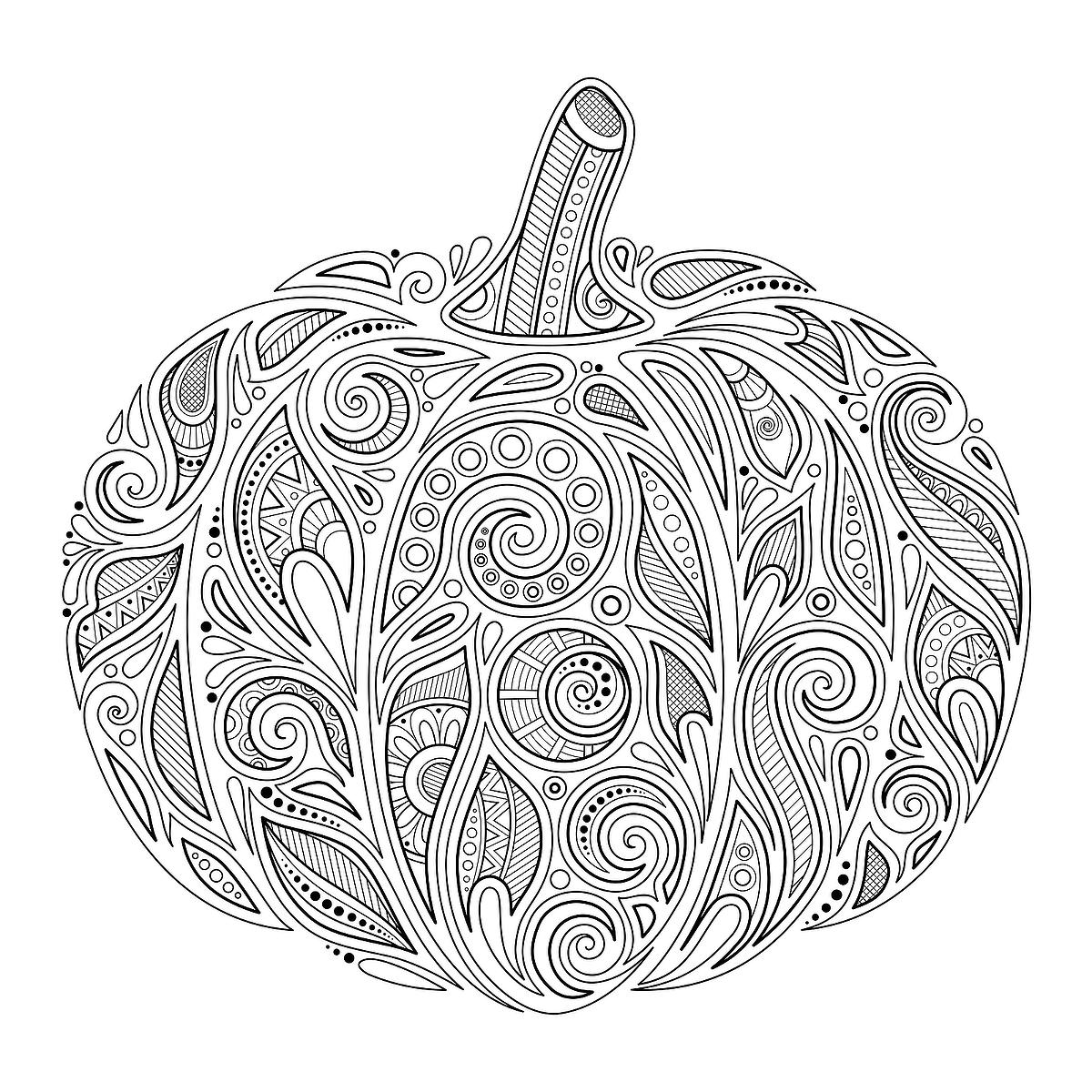 Pumpkin Coloring Pages 8 Free Fun Printable Coloring Pages Of Pumpkins That Celebrate Fall Printables 30seconds Mom