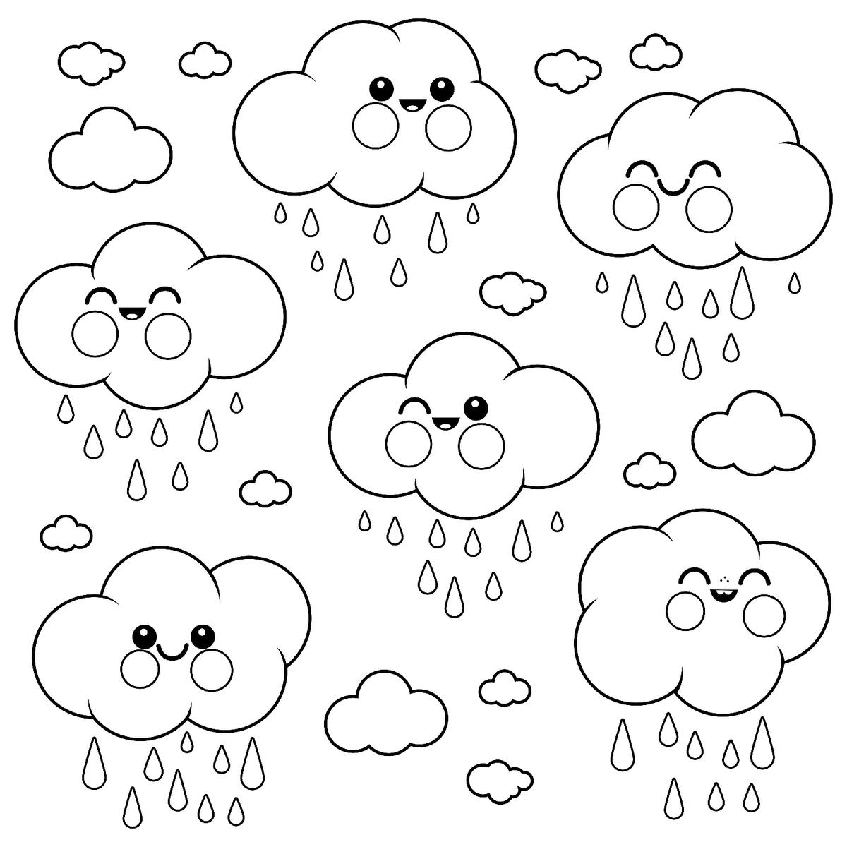 Weather Coloring Pages For Kids Fun Free Printable Coloring Pages Of Weather Events From Hurricanes To Sunny Days Printables 30seconds Mom