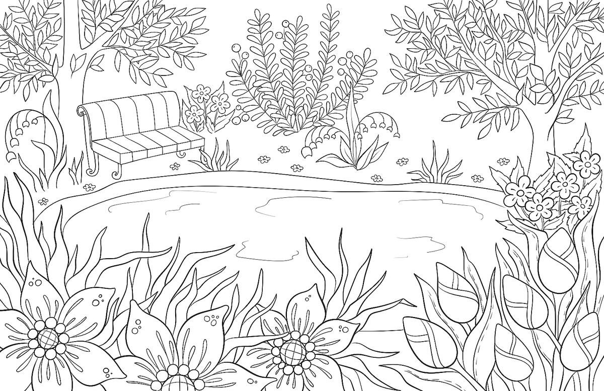 Travel Coloring Pages 17 Printable Coloring Pages For Adults Of Scenic Places You D Want To Escape To Printables 30seconds Mom
