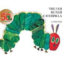 10. The Very Hungry Caterpillar by Eric Carle (189,550)