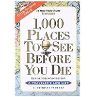 """1,000 Places to See Before You Die"""