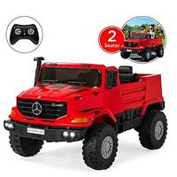 2-Seater Mercedes-Benz Ride-on SUV Truck With Remote Control