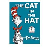 2. The Cat in the Hat by Dr. Seuss (469,650)