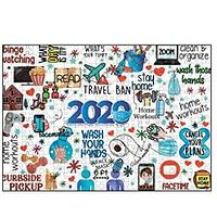 2020 Commotion Jigsaw Puzzle