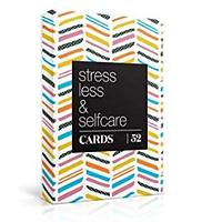 52 Stress Less Cards - Mindfulness & Meditation Exercises for Anxiety Relief, Self Care & Relaxation