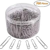 700 Paper Clips (Medium and Jumbo Size)