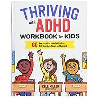 ADHD Workbooks for Kids
