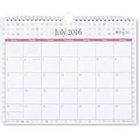 Academic Year Monthly Wall Calendars