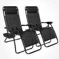 Adjustable Zero Gravity Lounge Chair Recliners