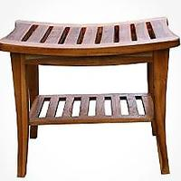 Ala Teak Patio Waterproof Stool