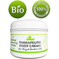 All Natural Shea Butter Moisturizing Foot Cream for Dry & Cracked Feet