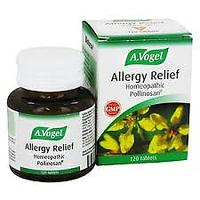 Allergy Relief Products by A. Vogel