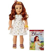 American Girl Blaire Wilson: Blaire Doll & Book (American Girl of 2019) by Mattel
