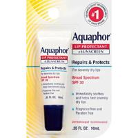 Aquaphor Lip Protectant and Sunscreen Ointment (For Softening)