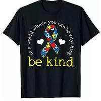 Autism Awareness T-shirts